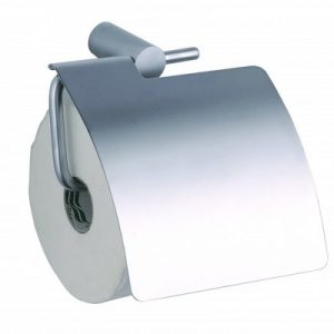 Stainless Steel Toilet Paper Holder 1