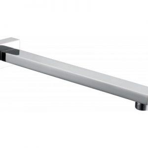 Chrome Square Shower Arm 5