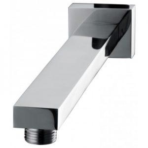 Chrome Square Shower Arm 4