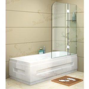 Della Francesca Frameless Bath Panel