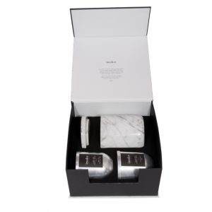 Inoko luxury Candle Gift Set Marble