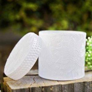 Lotus Jar Soy Candle