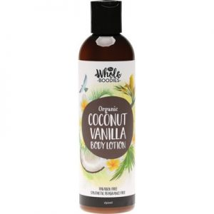 Organic Luxury Coconut Body Lotion