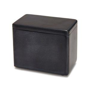 Soap Stone Cotton Jar