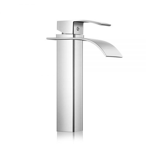Waterfall Basin Mixer - Bathroom Beauty
