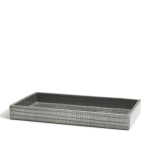 Delano Grey Tray